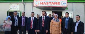Karaman Heyeti, Kilis Genel Sekreterligini Ziyaret...