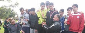 Karamanli Atletler Adana'dan Sampiyon Olarak Döndü