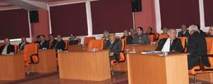 Belediye Meclisi Yogun Gündemle Toplaniyor