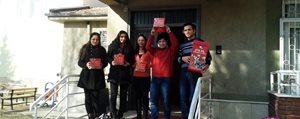 Gençlik Merkezleri Atik Pilleri Topluyor