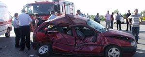 Ilimizde Araç Sayisi Da Artiyor Kaza Sayisi Da
