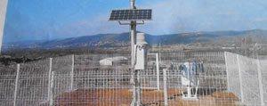 Sariveliler Ilçesine Meteoroloji Gözlem Istasyonu