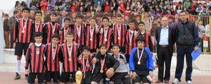 Okullar Arasi Futbol Turnuvasi Sona Erdi
