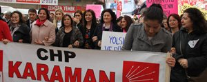 Kiliçdaroglu: Siyasete Kadin Eli Degmeli