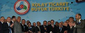 Ticaret Borsasi Baskani Ekrem Bastug Dilucu Gümrük...