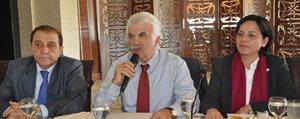 CHP, Seçim Çalismalarini Degerlendirdi