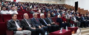 KMÜ'de 'Istiklal Marsi ve Mehmet Akif Ersoy'...