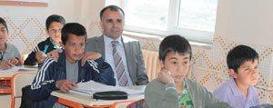 Sultanoglu Okul Ziyaretlerine Devam Ediyor