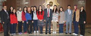 Iki Okulumuz, Yunanistan Ve Hollanda'ya Gidiyor