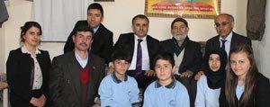 Kemal Reis Ortaokulu Projesiyle Yüzleri Güldürüyor...