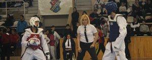 Taekwondo Grup Müsabakalari Sona Erdi