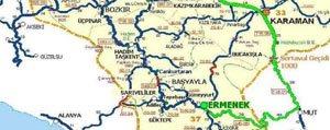 Karaman – Ermenek Karayolu Ihalesi 5 Mayis'ta...