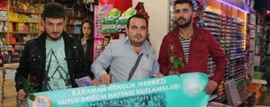 Karaman Gençlik Merkezi Kutlu Dogum Haftasini Kutladi