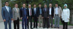 Karaman Basbakan Erdogan`in Ziyaretine Hazir
