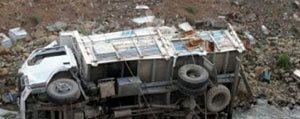 Karaman'da Kamyonet Devrildi: 3 Yarali