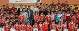 12 Dabo Basketbol Söleni Basladi