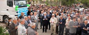 Karaman`dan Suriye`ye Yardim