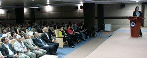 KMÜ'de 'Sesli Kitap' Konferansi