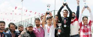KMÜ Spor Senlikleri Ödül Töreni Yapildi