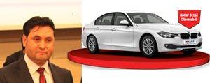 Makro AVM'nin BMW'si Teslim Ediliyor