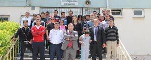 Antrenörlerden Engelliler Haftasi Ziyareti
