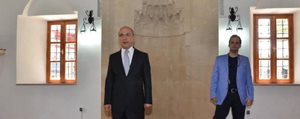 Bakan Elvan'dan Vakiflar Bölge Müdürüne Uyari:...