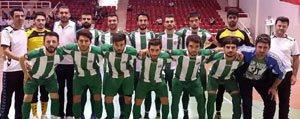 KMÜ Futsal Takimindan Türkiye Üçüncülügü