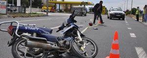 Karaman'da Trafik Kazasi: 1 Ölü, 1 Yarali