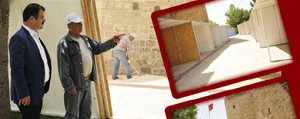 Kale'de Ramazan Hazirliklari Tüm Hiziyla Sürüyor