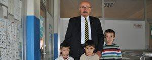 Sariveliler Belediyesi 54 Çocugu Sünnet Ettirdi