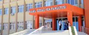 YÖK'ten KMÜ Kamil Özdag Fen Fakültesine Kontenjan
