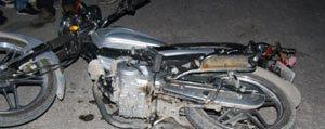 Karaman`da Motosikletler Çarpisti: 4 Yarali