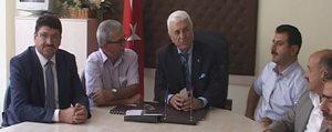 Türkiye Muhtarlar Konfederasyonu Genel Baskani Özünal:...