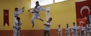 Yaz Spor Okullari Törenle Basladi