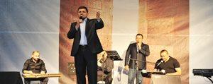 Ramazan Etkinliklerinde Sahneyi Günesdogdu Aldi