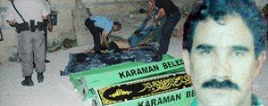 Karaman'da Komsu Cinneti: 2 Ölü