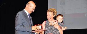 KMÜ Ögretim Üyesine Yilin Doktora Tezi Ödülü...