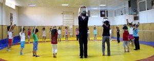 Karaman`da Yaz Spor Okullarinda Egitimler Sürüyor...