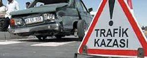Karaman'da Trafik Kazasi: 1 Ölü, 3 Yarali