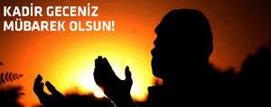 Aktekke ve Imam-i Azam Camileri Bugün Sahura Kadar...
