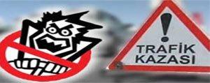 Bayramda Trafik Canavari 3 Can Aldi