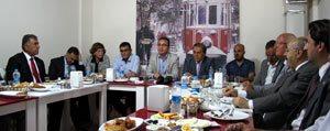"CHP Genel Baskan Yardimcisi Tezcan: ""Siyaset AKP..."