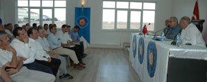 Bakan Elvan'in Karaman Ziyareti Sürüyor