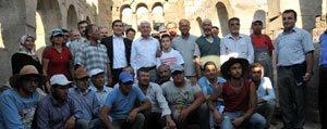 Karadag'daki Kiliseler Bir Bir Ziyarete Açiliyor...