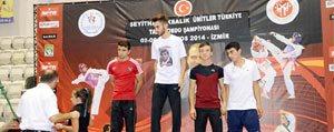 Taekwondo Milli Takim Seçmesindeyiz