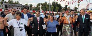 Mersin Kültürler Festivali Eylül Ayinda Basliyor...