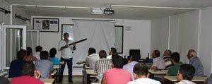 Karaman'da Avci Egitim Kurslari Sürüyor