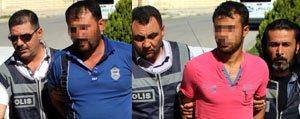 Karaman'daki Cinayetin Zanlilari Yakalandi