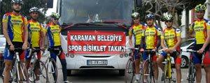 Bisikletçilerimiz Dag Bisikleti Yarislari Için Istanbul...