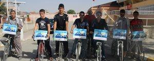 Karaman'da Otomobilsiz Kent Günü Etkinligi